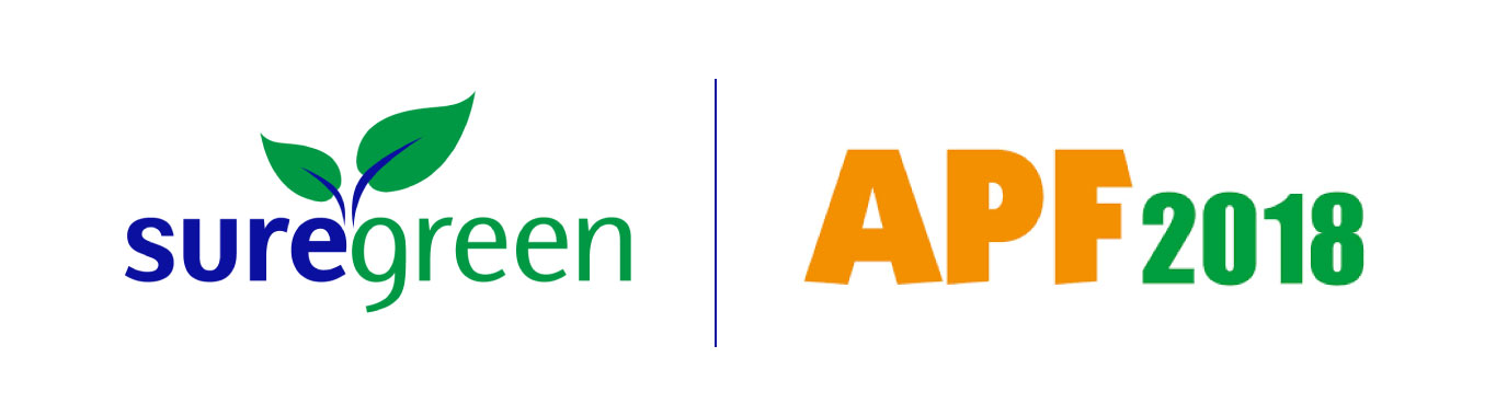 Join us at the APF Exhibition 2018! | Suregreen News