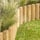 Timber Lawn Edging