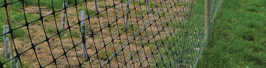 Deer Control Fencing